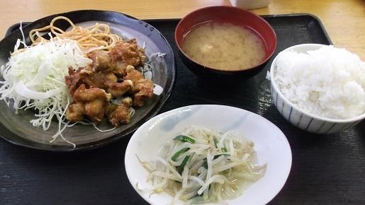 多度津駅構内食堂