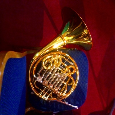 400px French Horn by byzantiumbooks
