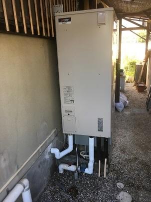 20181020広島市安芸区電気温水器①