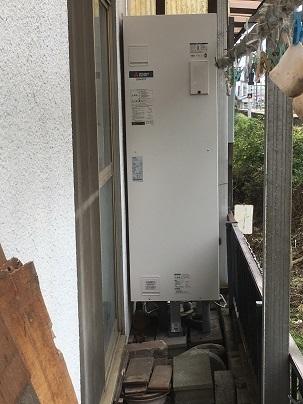 20181031広島市安芸区電気温水器②