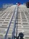海王丸パークの展望台の階段