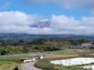 雲間の浅間山