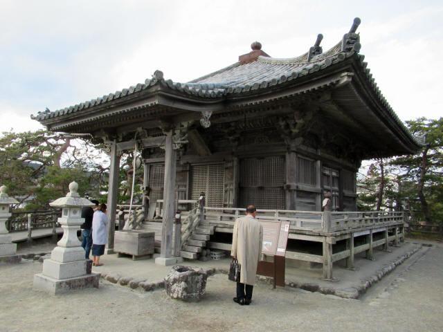 瑞巌寺五大堂6
