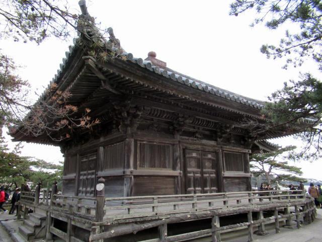 瑞巌寺五大堂7