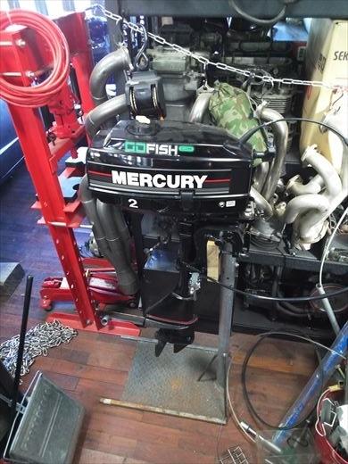 ガレージ整理 (4)