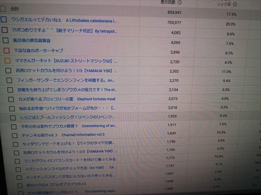 ブログと動画 (1)