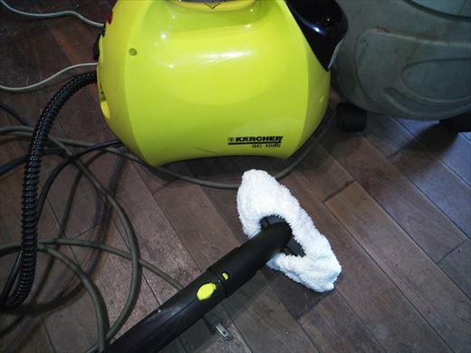 ①車内清掃 (1)