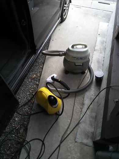 ①車内清掃 (9)