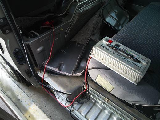 ②バッテリー充電 (15)