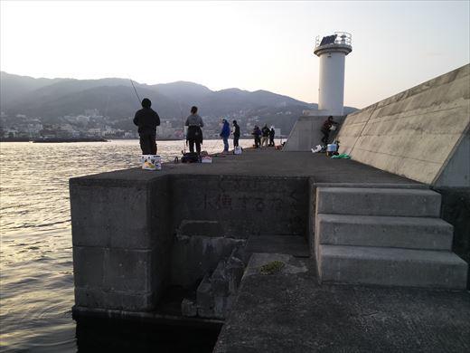 伊東で釣り (15)