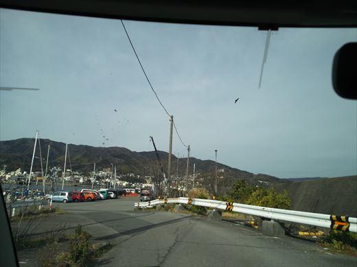 白灯台堤防で釣り (3)