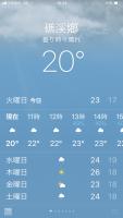 礁溪鄉20℃190205