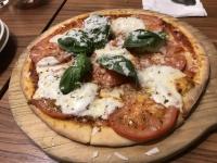 マルゲリータピザ190208