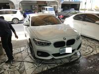 旧正月台湾一周で汚れたんで初洗車190211