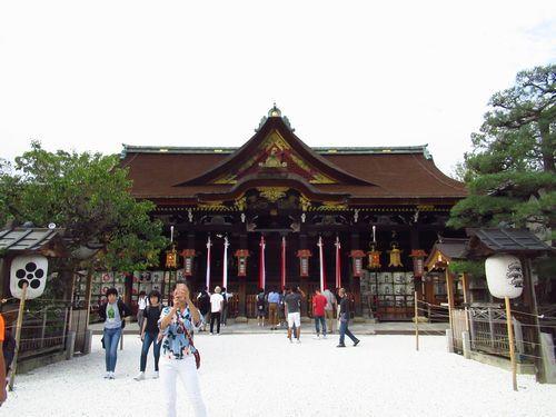北野21拝殿