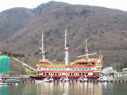 芦ノ湖10
