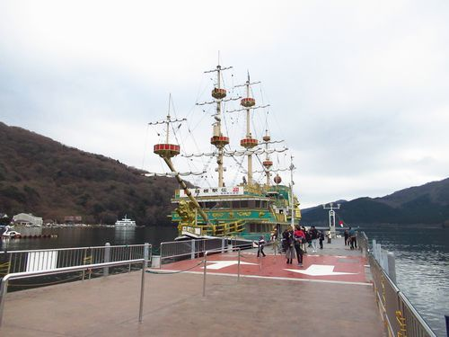 芦ノ湖12