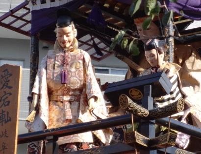 大垣祭軕特別曳揃え その13