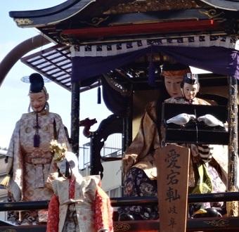 大垣祭軕特別曳揃え その14