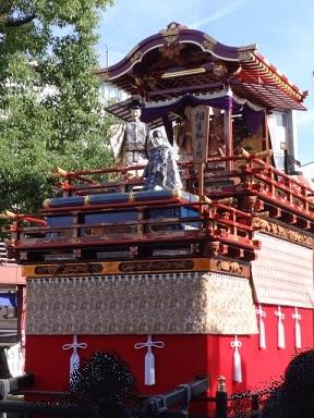 大垣祭軕特別曳揃え その16