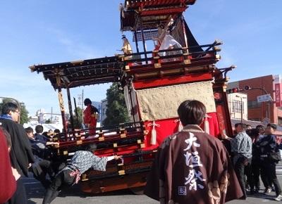 大垣祭軕特別曳揃え その17