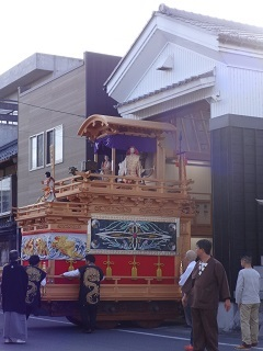 大垣祭軕特別曳揃え その18