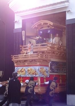 大垣祭軕特別曳揃え その19