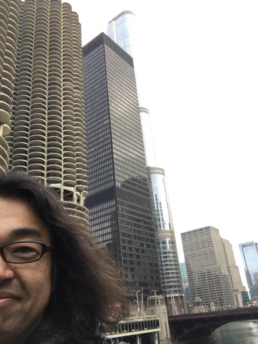 シカゴ散歩