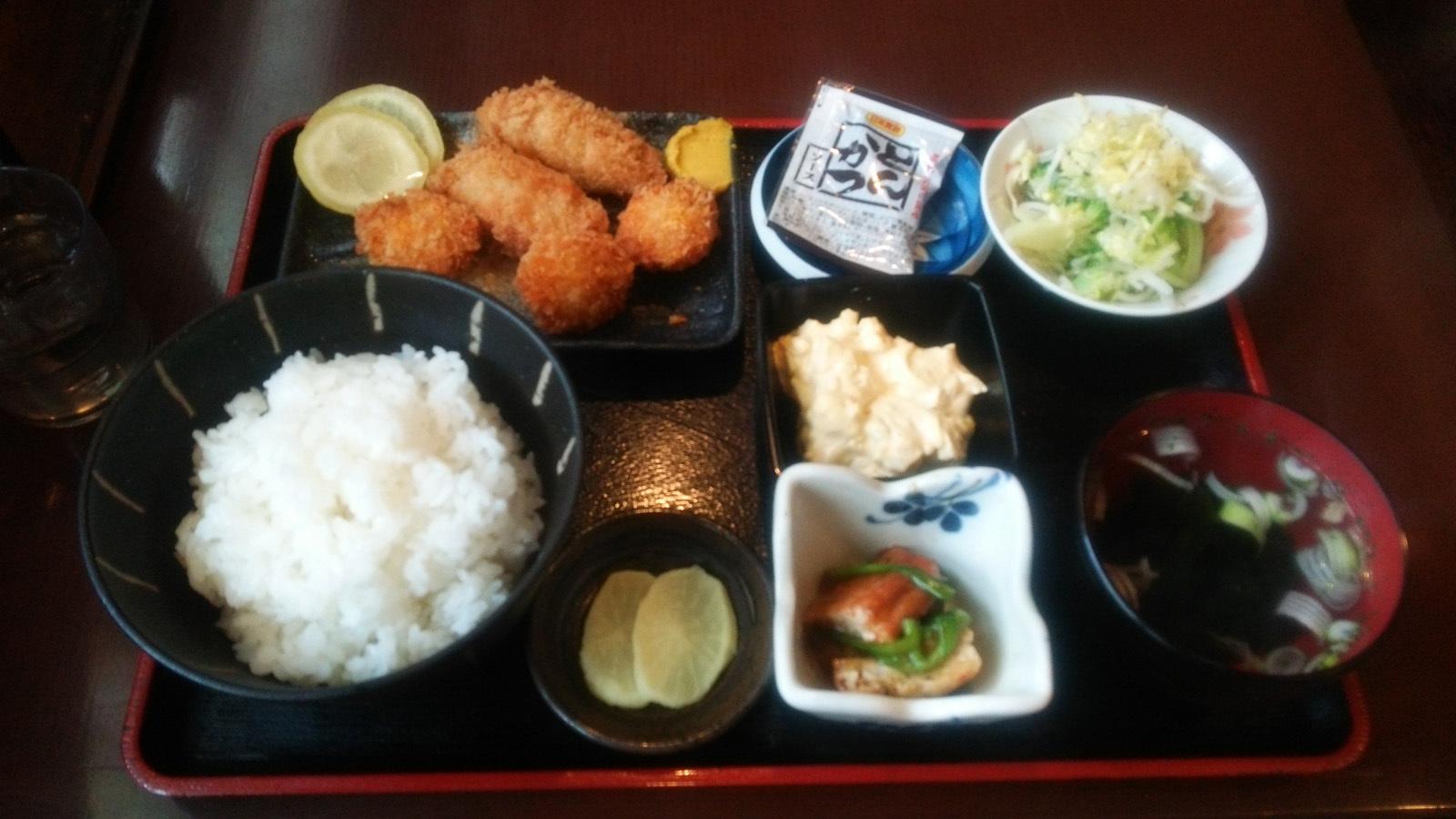 佐渡島の食堂福ふく