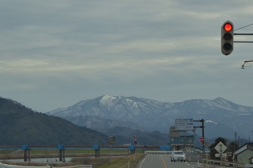 東床尾山と西床尾山