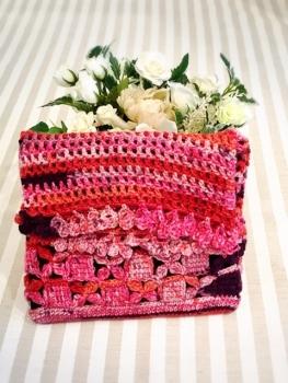 アフガン編みケース