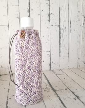 かわり松編みボトルケース1