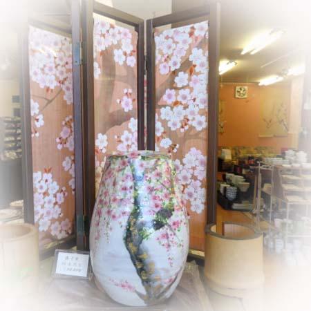 0317桜花瓶