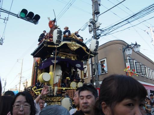 20181021・川越まつり山車04・連雀町
