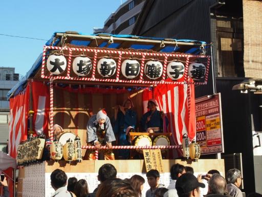 20181021・川越まつり山車03・大塚新田囃子連