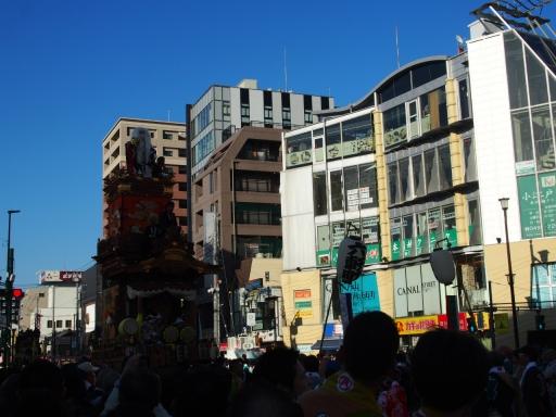20181021・川越まつり山車01・六軒町