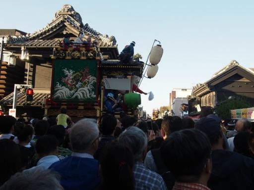 20181021・川越まつり山車08・松江二丁目