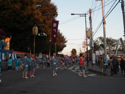 20181021・川越まつり山車18・宮下町