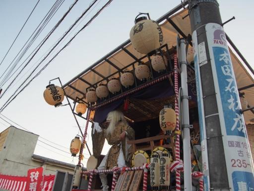 20181021・川越まつり山車17・喜多町囃子連