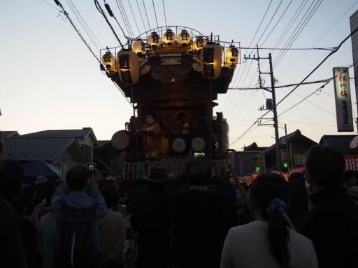 20181021・川越まつり山車22・菅原町