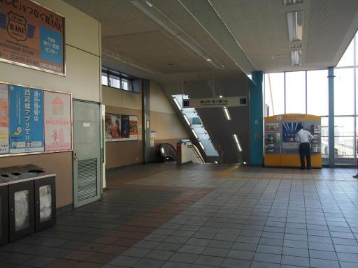 20181021・川越まつり1-10・新所沢駅