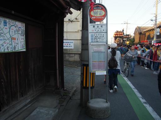 20181021・川越まつり4-24・喜多町まで来た