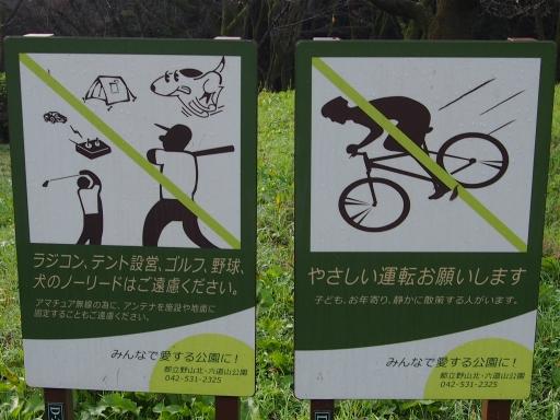 20181020・狭山湖箱根ヶ崎ネオン06・六道山公園