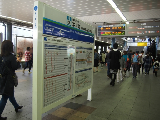 20181021・川越まつり鉄01・駅部門(本川越)