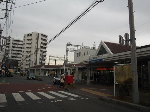 20181216・クリスマス前、所沢散歩06・西所沢駅