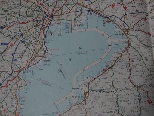 20181222・道路地図05-6・東京湾