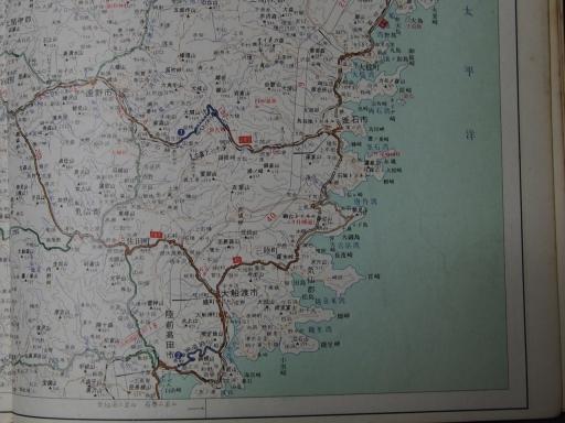 20181223・道路地図11-2・釜石・大船渡