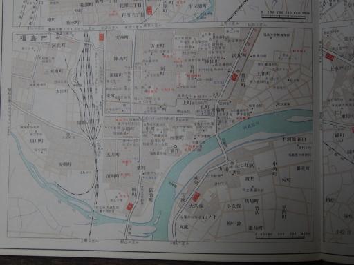 20181223・道路地図15-4・福島市