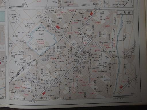 20181223・道路地図16-4・山形市