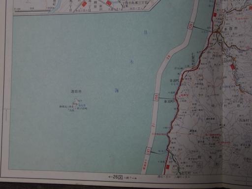 20181223・道路地図18-4・仁賀保・飛島